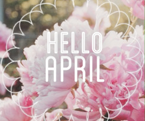 flowers, happy, and spring image
