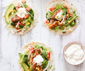 avocado, veggie, and delicious image
