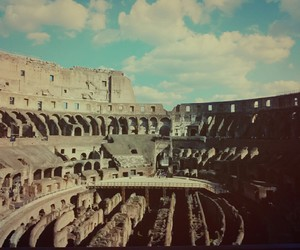 architecture, building, and Coliseum image