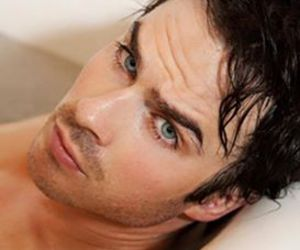 beautiful, handsome, and ian somerhalder image