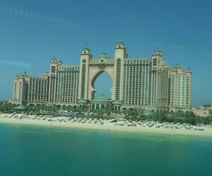 Dubai, far away, and holiday image
