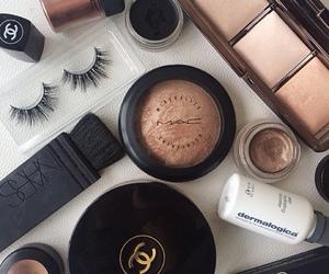 chanel, makeup, and mac image