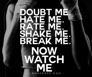 fitness motivation and fitness quote image
