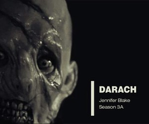 teen wolf and darach image