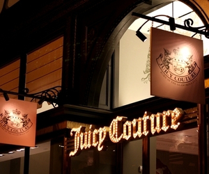 juicy couture, store, and style image