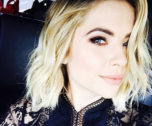 beauty, picture, and ashley benson image