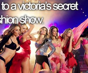 Victoria's Secret, model, and quote image