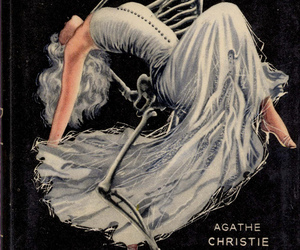art, illustration, and agatha christie image