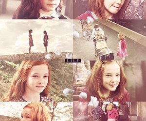 harry potter, lily, and lily potter image