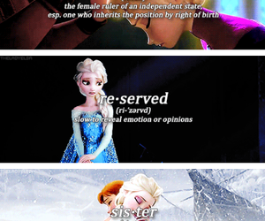 disney, frozen, and meaning image