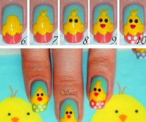 nails, Chicken, and diy image