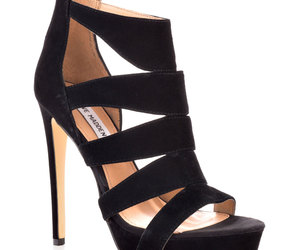 lover, shoes, and black heel image