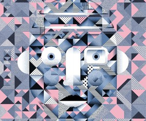 graphic art, graphic design, and illustration image