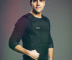 police, rookie blue, and ben bass image