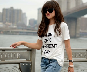 fashion, style, and different day image