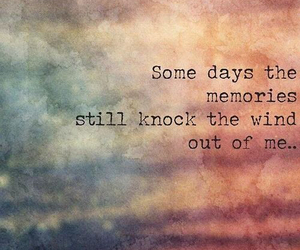 memories, quotes, and wind image