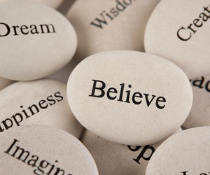 believe, create, and Dream image