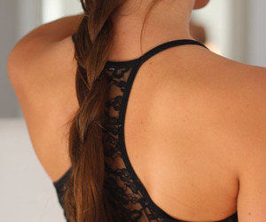 body, fitness, and braid image