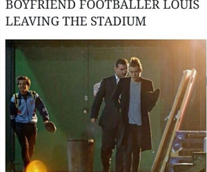models, larry, and footballers image