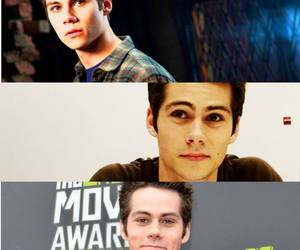 boy, smile, and the maze runner image