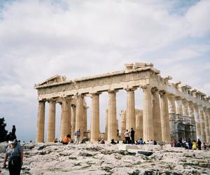 Greece, Athens, and sky image