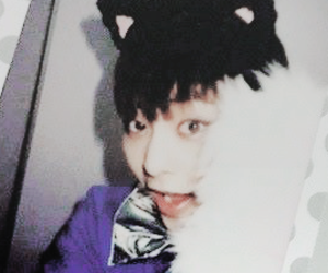 Chen, exo, and kitty image