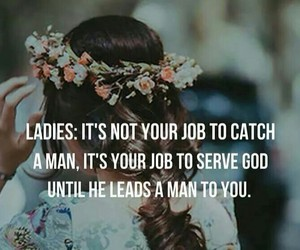 lady, god, and quotes image