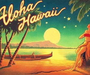 Aloha, hawaii, and beach image