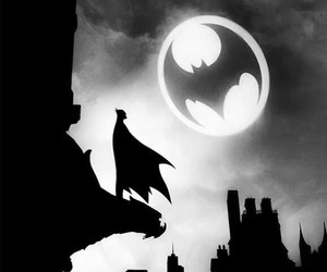 batman, comic, and Gotham image