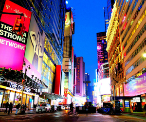 lol, nova york, and times square image