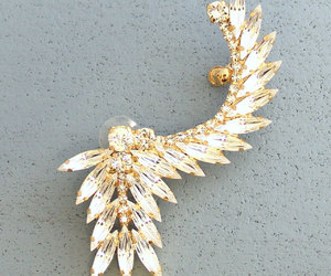 earrings, fashion, and gift image