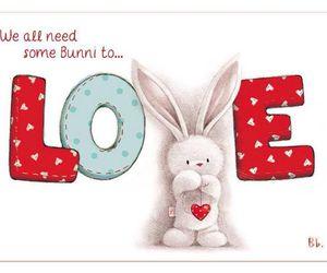 love and bunni image