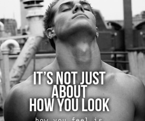 feel good, Just Do It, and fitness image