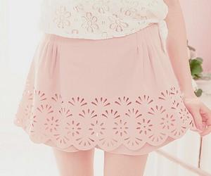 kfashion, cute, and skirt image