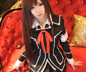 cosplay, vampire knight, and anime image