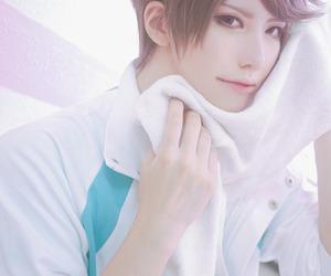 cosplay, haikyuu, and anime image