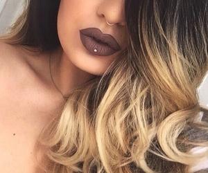beautiful, makeup, and hair image