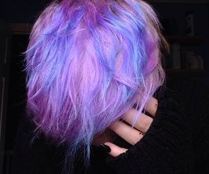 hair, grunge, and indie image