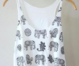 fashion, elephant, and style image
