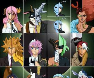 fairy tail, anime, and aries image
