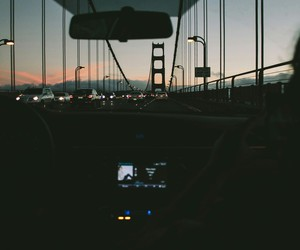 travel, car, and tumblr image