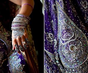 bangles and henna image
