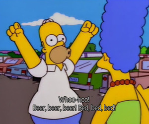 the simpsons and homer simpson image