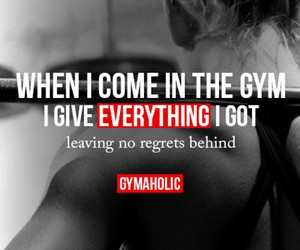 gym, workout, and fitness image