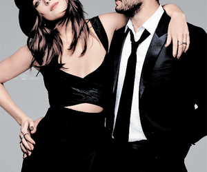 fifty shades of grey, Jamie Dornan, and dakota johnson image