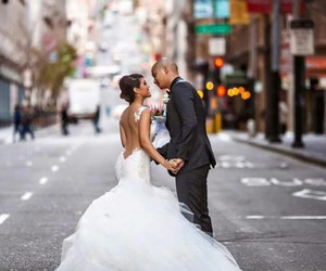 cool, couple, and dress image