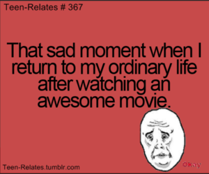 movie, awesome, and life image