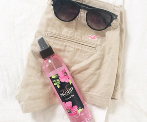 hollister, rosy, and sunglasses image