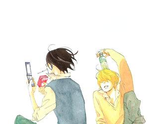 manga and tomodachi no hanashi image