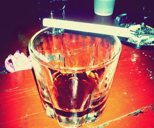 alcohol and cigarette image